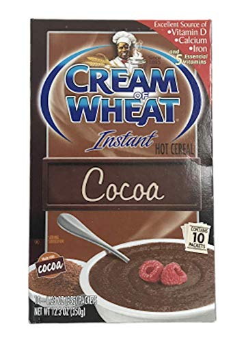 Cream of Wheat Cocoa Instant Hot Cereal