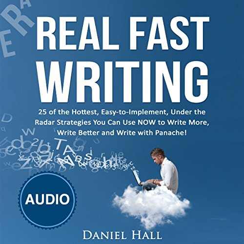 Real Fast Writing audiobook cover art