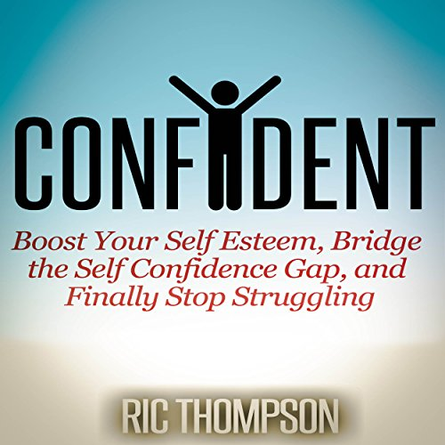 Confident audiobook cover art