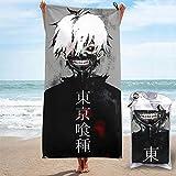 SHIJIAN Toallas de playa toallas de mano Sábanas de baño de lino er manta absorbente de natación viajes grandes trajes de...