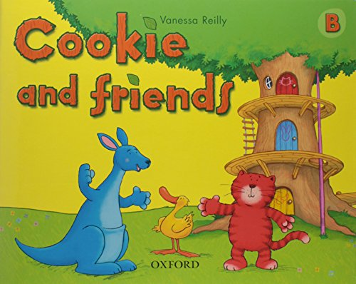 Cookie and Friends B - Class Book [+CD]