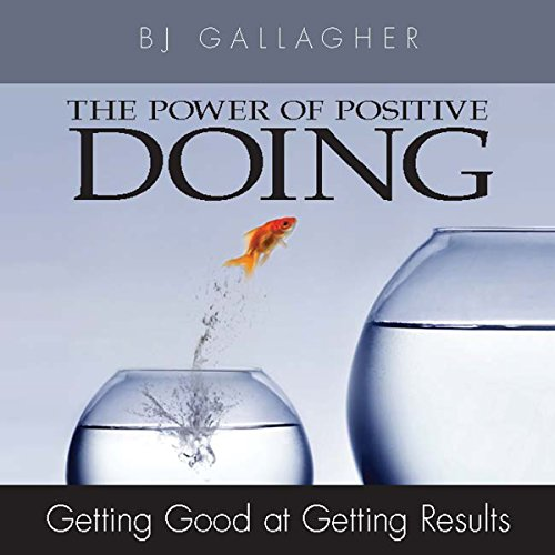 The Power of Positive Doing audiobook cover art