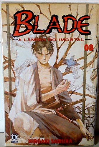 Blade a lâmina do imortal n 08