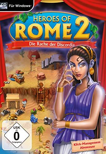 Heroes of Rome 2: Die Rache der Discordia (PC)