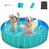 TREYWELL Dog Pool, Pet Swimming Pool for...