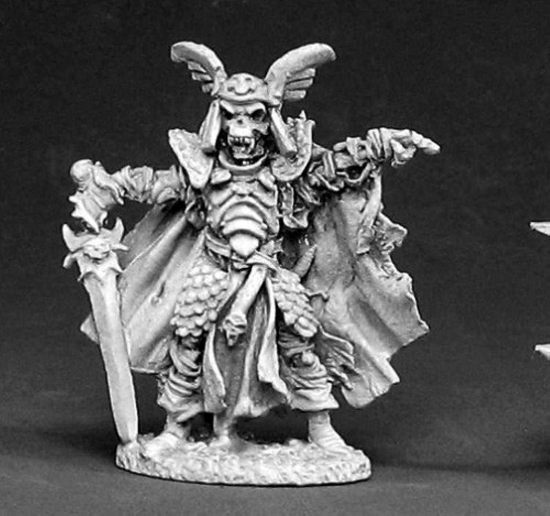 Reaper Miniatures Dragoth the Defiler 02367 Dark Heaven Legends Unpainted Metal by Reaper