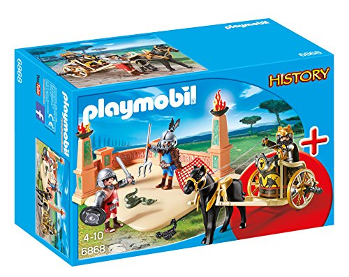Playmobil StarterSet Coliseo de Roma Playset