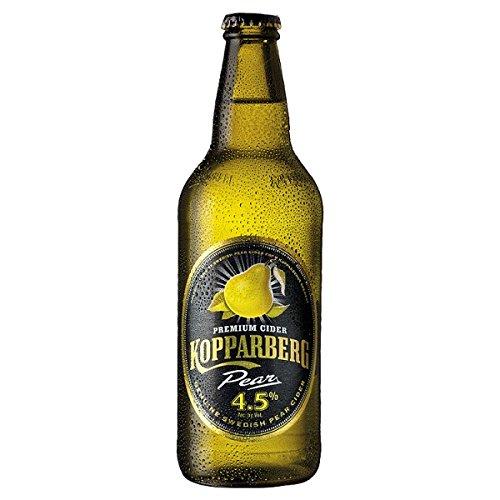 Kopparberg Premium Cider Birne 500ml (Packung mit 15 x 500 ml)