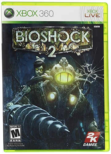 2K Bioshock 2, Xbox 360, ESP - Juego (Xbox 360, ESP)