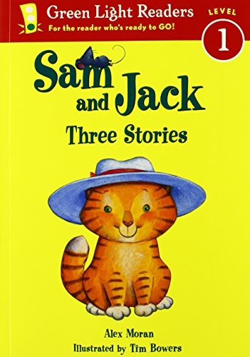 Sam and Jack: Three Stories (Green Light Readers Level 1)
