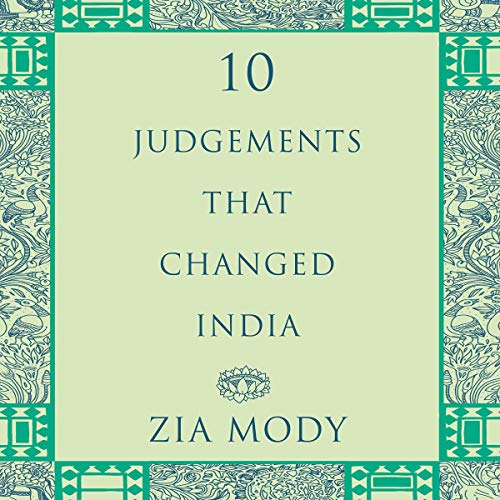 10 Judgements That Changed India cover art