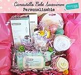 Canastilla para Bebés con Productos SUAVINEX, Body, Pañales y Baberos de marca...