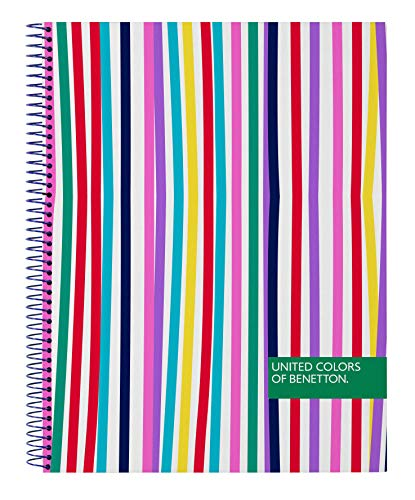 Benetton 511828064 2018 Funda de abonos de Transporte 30 cm, Multicolor