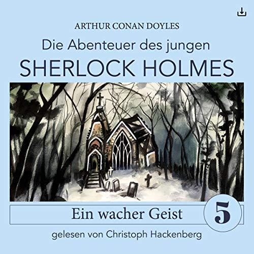 Sherlock Holmes - Ein wacher Geist audiobook cover art