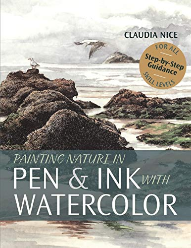 Painting Nature in Pen & Ink with Watercolor