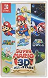 3 Games, 1 Star-Studded Collection! Discover three of Marios grandest 3D adventures with Super Mario 3D All-Stars on Nintendo Switch! Includes Super Mario 64, Super Mario Sunshine and Super Mario Galaxy Optimised for Nintendo Switch with updated HD g...