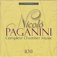 パガニーニ:室内楽全集 Paganini: Complete Chamber Music