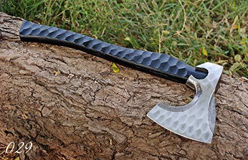 Custom Hand Forged High Carbon Steel Axe Hatchet Tomahawk EB 29