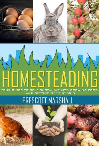 Homesteading: Your Guide to Self Sustainability, Growing Food, and Getting...