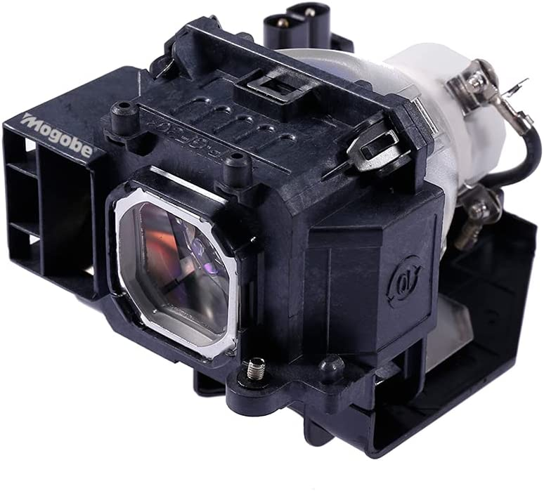Mogobe for NP16LP Compatible Projector Lamp with Housing for NEC M260WS, M300W, M300XS, M350X Projectors