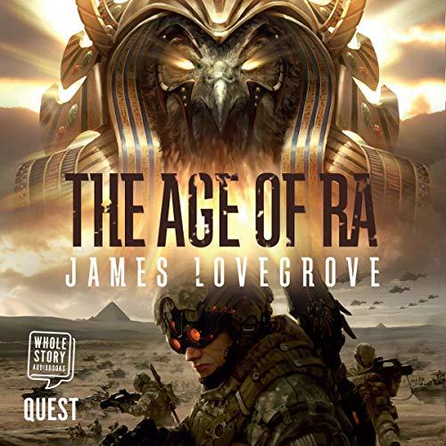 Couverture de The Age of Ra