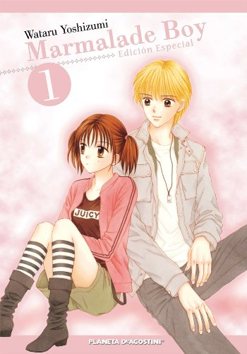 Marmalade Boy nº 01/06 (Manga Shojo)