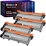 E-Z Ink (TM) Compatible Toner Cartridge Replacement for Brother TN660 TN630 High Yield to use with HL-L2380DW HL-L2300D HL-L2340DW MFC-L2680W MFC-L2740DW MFC-L2685DW Printer (Black, 4 Pack)