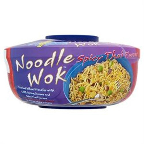 (6er BUNDLE)| Blue Dragon - Spicy Thai Noodle Wok -67g