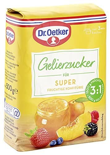 Dr. Oetker -   Gelierzucker Super