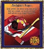 Mill Street Design - Canadian Firefighter's Prayer Blanket