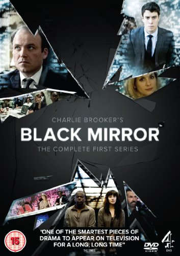 Charlie Brooker's Black Mirror - Series 1 [DVD] [Import anglais]