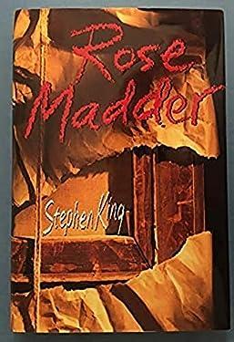 Rose Madder Stephen King 1st edition 1st print !