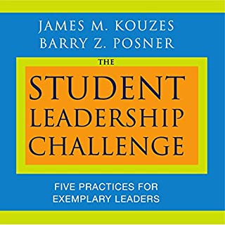 The Student Leadership Challenge cover art
