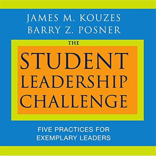 The Student Leadership Challenge audiobook cover art