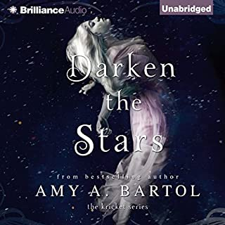 Darken the Stars audiobook cover art