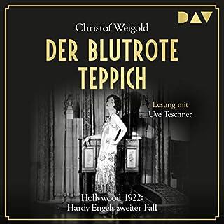 Der blutrote Teppich - Hollywood 1922 Titelbild