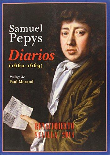 Diarios 1660-1669: 19 (Biblioteca de la Memoria, Serie Menor)