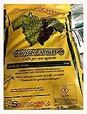 VIALCA ZOLFO per Uno AGRICOLO Sacco kg.25 CORRETTIVO Biologico del PH del Terreno ZOLFO in Polvere CONSENTITO in Agricoltura Biologica