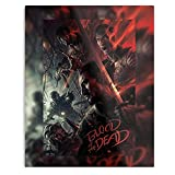 The Cod Blood Botd Duty 4 of Bo4 Call Dead Black Ops I Topseliing- Trendy Poster for Wall Art Home Decor Room - Customize