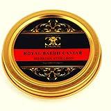 250 gr. 'Royal' Baerii Caviar (esturión siberiano)Entrega gratuita de 1 a 3 días.