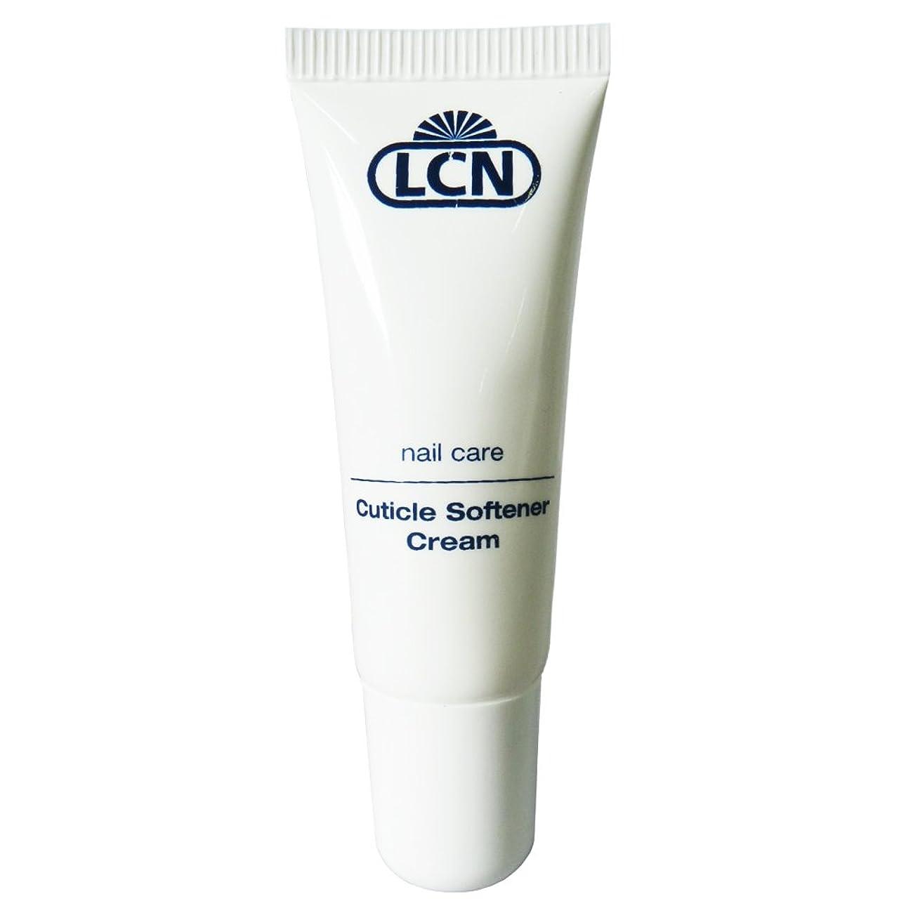 無駄保険をかけるスクレーパーエルシーエヌ(LCN) LCN キューティクルクリーム 8ml