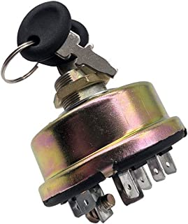 TX10953 Ignition Switch for 4158641 Fiat Universal Long Tractor Allis Chalmers 87569357 Ford New Holland