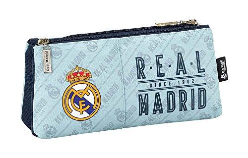 Real Madrid Corporativa Sac officiel, fermeture éclair simple