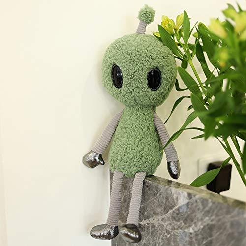 VIOYO 38/48/58/68 cm Gente Linda Juguetes de Peluche y Juguetes de Peluche Almohada Divertida muñeco de Peluche Verde Regalos para niños