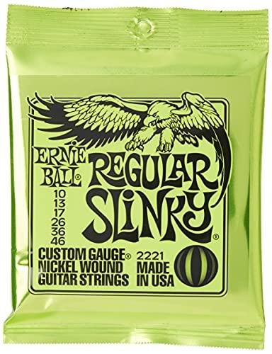 Ernie Ball Gitarrensaiten 010-046