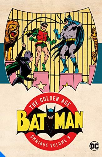 Batman: The Golden Age Omnibus Vol. 9