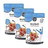 3 x borchers 100% eritritol, alternativa de azúcar, sin calorías, eritritol, de Francia 3 x 400 g