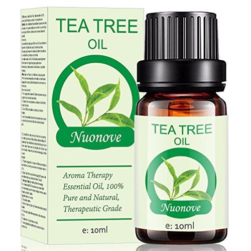 Teebaumöl, Akne Öl, Acne Serum,Teebaum Öl, Anti-Akne-Behandlung, Teebaumöl Gesicht, Anti Hautentzündungen, Ideal Gegen Unreine Haut, Anti Pickel, Gegen Akne, Antibakteriell, Hautsympathisch