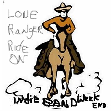 Lone Ranger Ride On