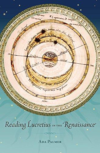 Reading Lucretius in the Renaissance (I Tatti studies in Italian Renaissance history Book 16) (English Edition)